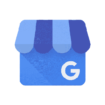 google my business logo icon